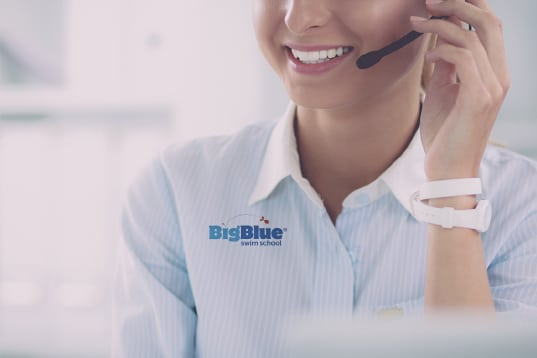 Call Center Representative for Big Blue Swim School